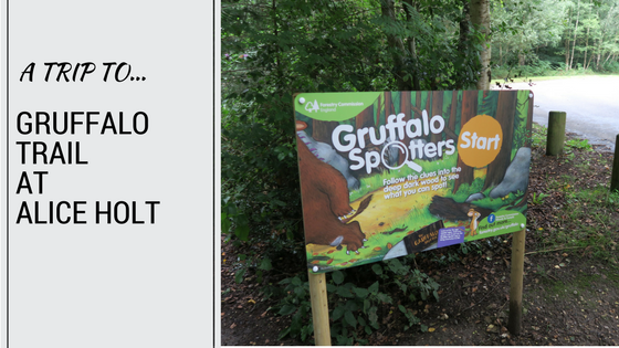 A Trip To…Gruffalo Spotters Trail at Alice Holt