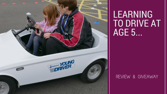 Learning To Drive At Age Five…With Young Drivers!