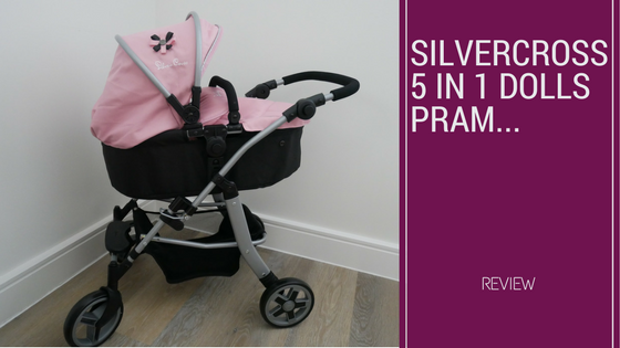 A Dolls Pram From SilverCross That Every Child Will Love…