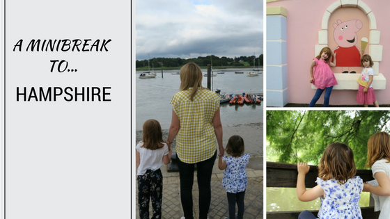 A Mini-Break to Hampshire…