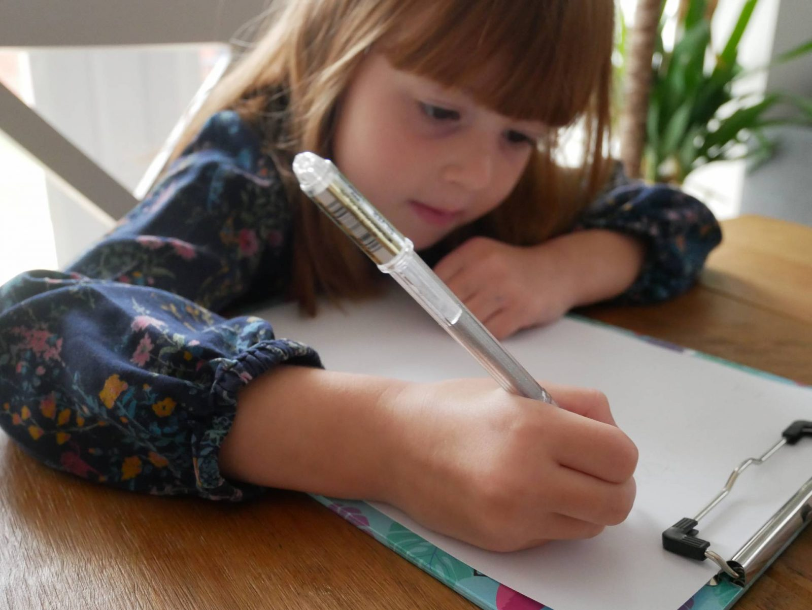 How I'm Working On Helping My Child's Handwriting…