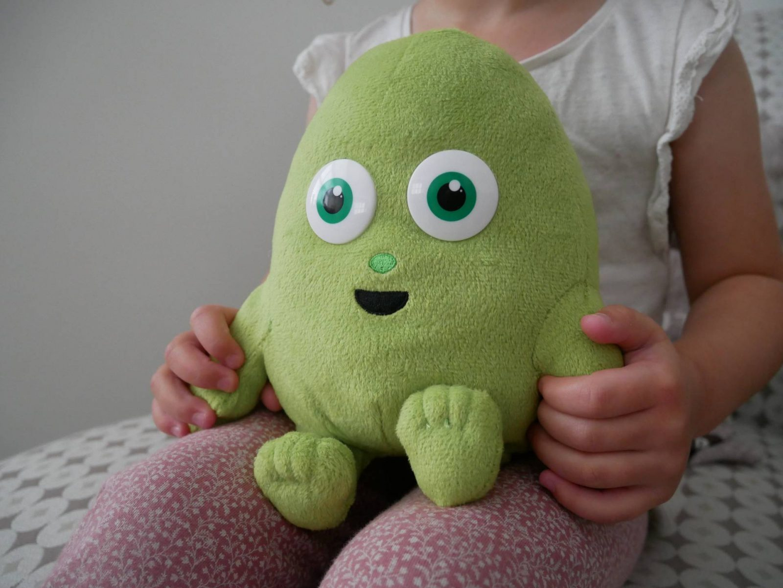 Meet Snot…The Toy No-One Wanted
