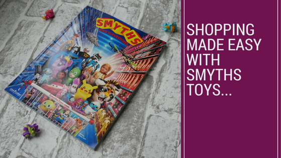 Shopping Made Easy With Smyth's Toys…
