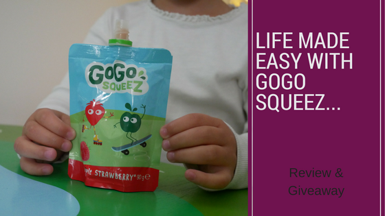 Life Made Easy With GoGo squeeZ…