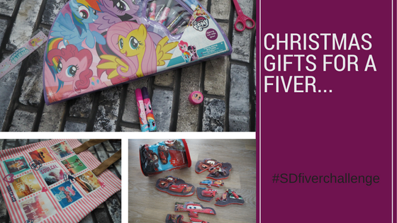 Christmas Gifts For A Fiver…#SDfiverchallenge