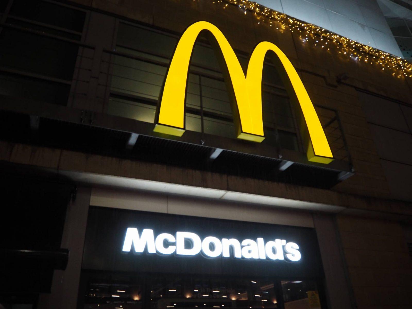 My Night At McDonalds…