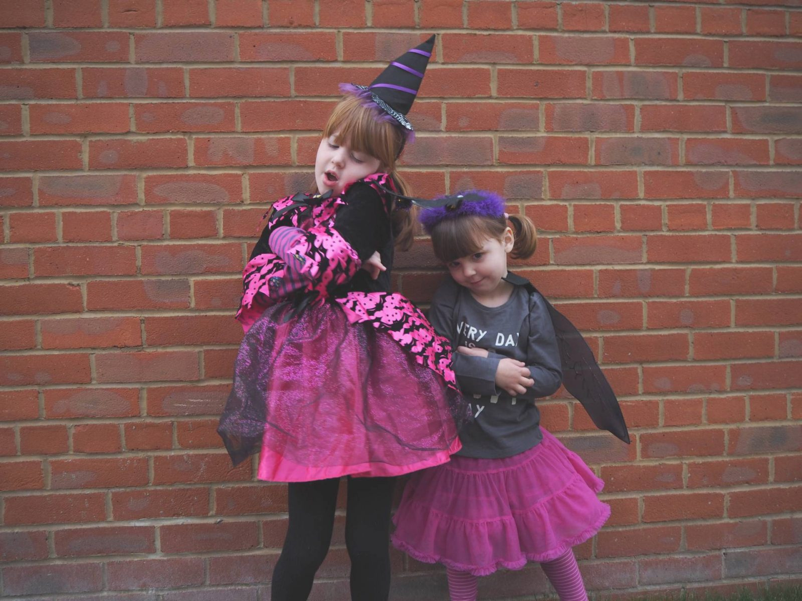 First Time Trick or Treating…The Ordinary Moments