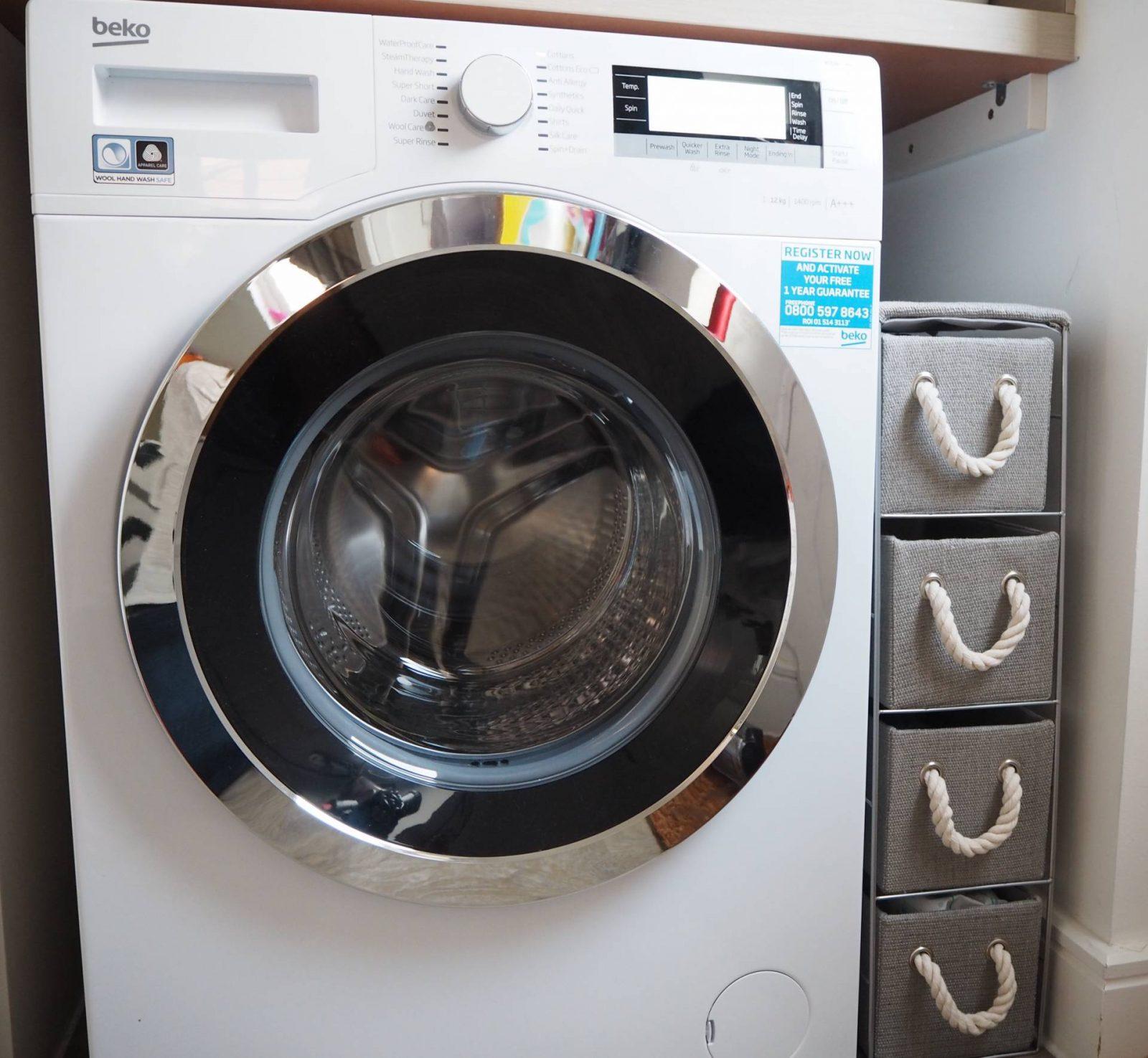 Beko Freestanding 12kg Washing Machine…My Thoughts!