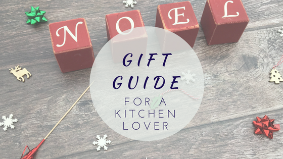 The Kitchen Lover's Gift Guide…