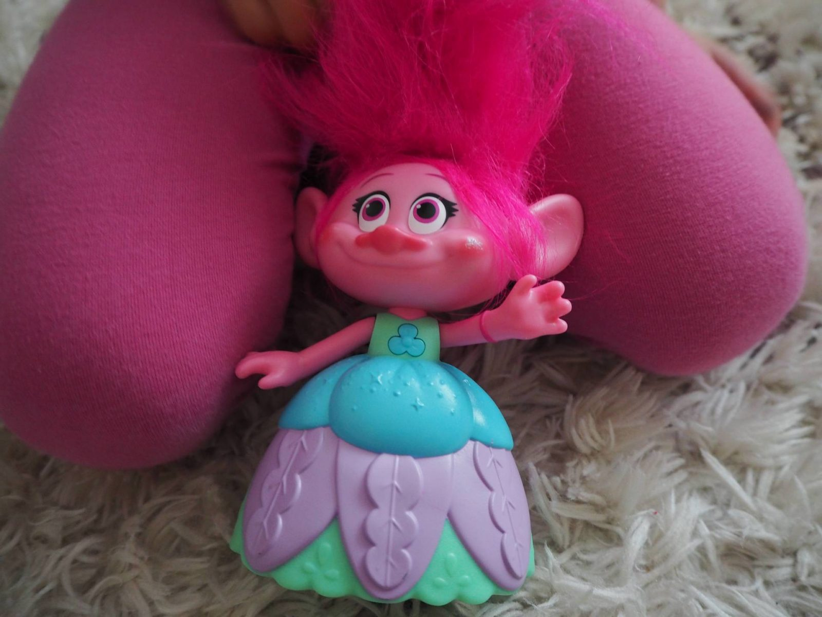 Keeping The Children Entertained Over The Festive Period With Trolls…