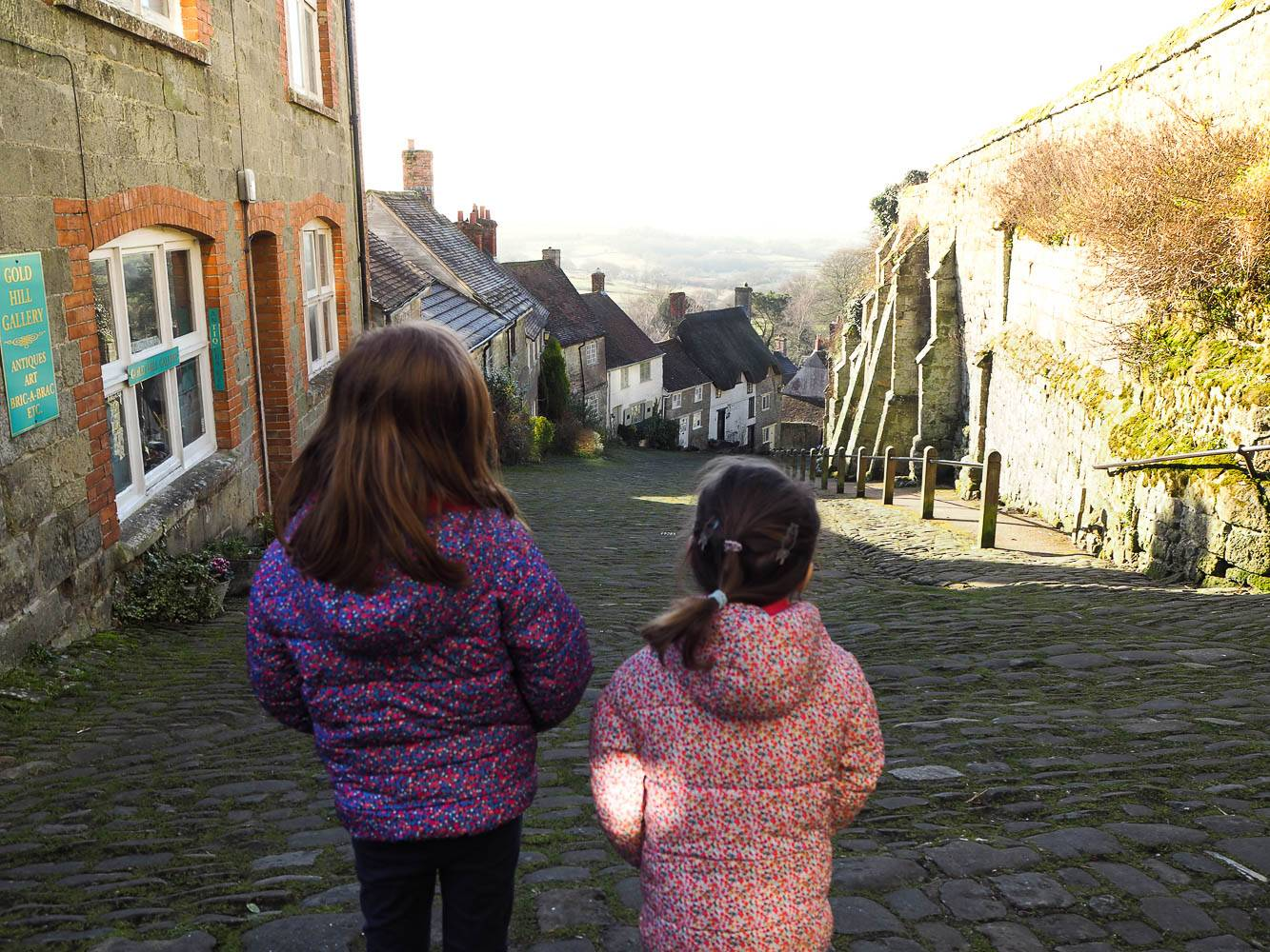 A Trip To…Gold Hill, Shaftesbury