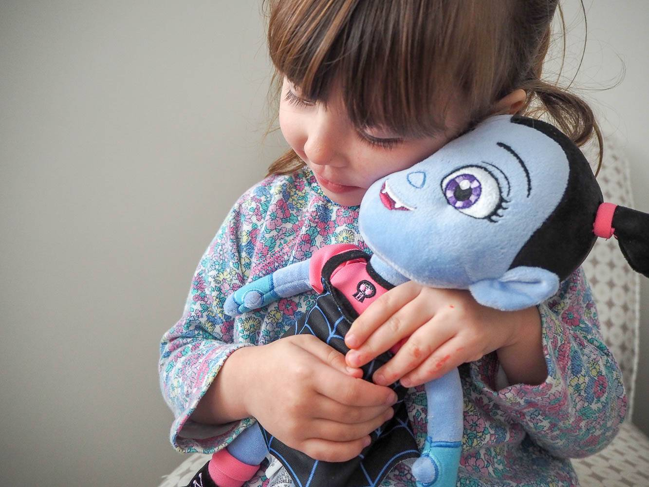 The Differences That Make You Special…With Vampirina!