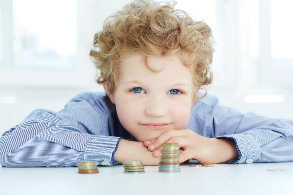 Teaching Children the Value of Money…