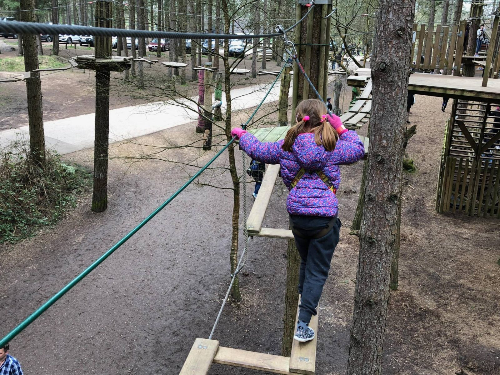 Being Brave At Go Ape Junior…A Family Day Out!
