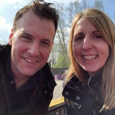 A Trip To Thorpe Park…Child Free!