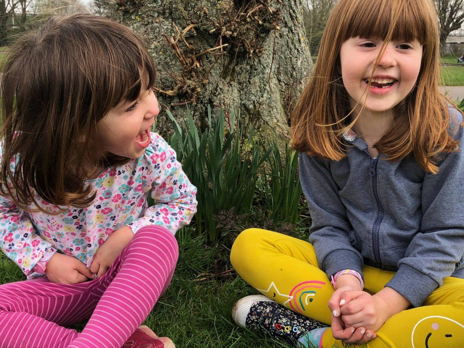 My Girls…April 2018