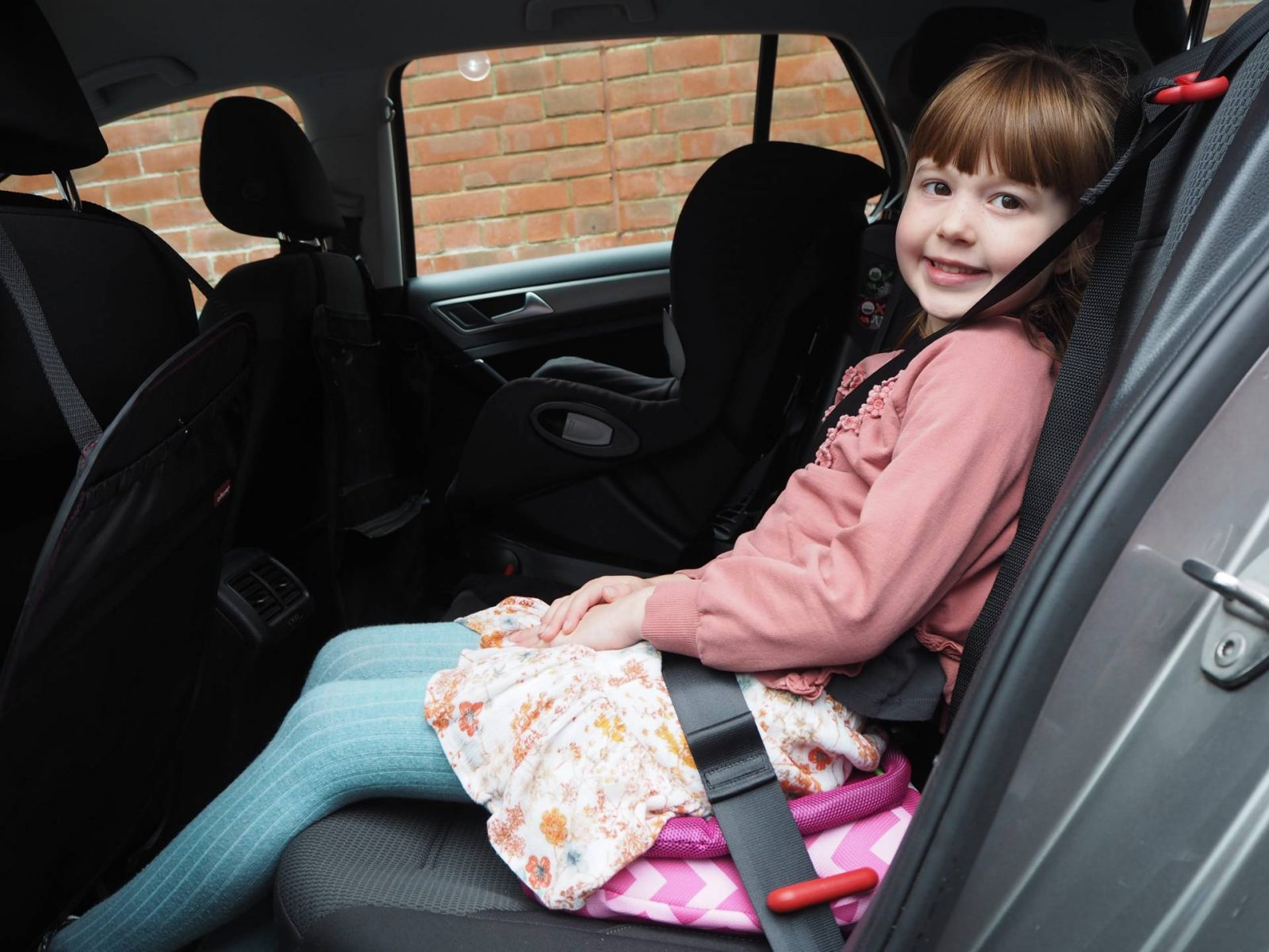 Bubblembum…A Booster Seat For On The Go! Plus A Chance to Win One