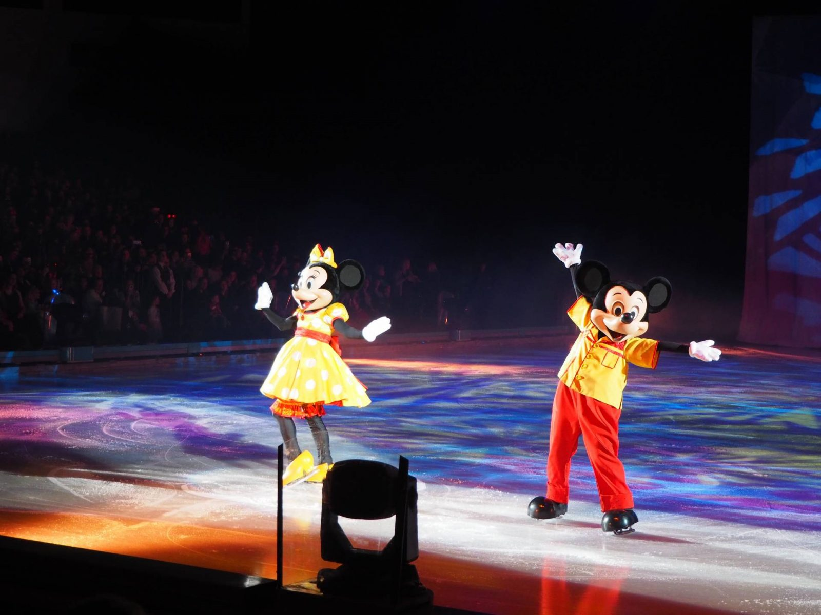 A Day At Disney On Ice…Worlds Of Enchantment