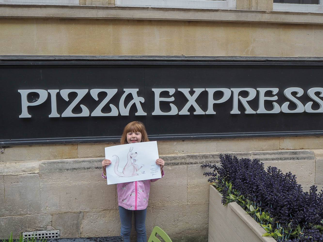 Pizza Express and Puffin Books Inspire A Generation…