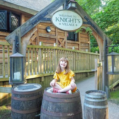 Medieval Glamping At Warwick Castle…