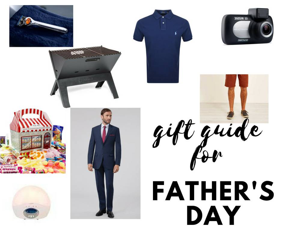Father's Day Gift Guide…