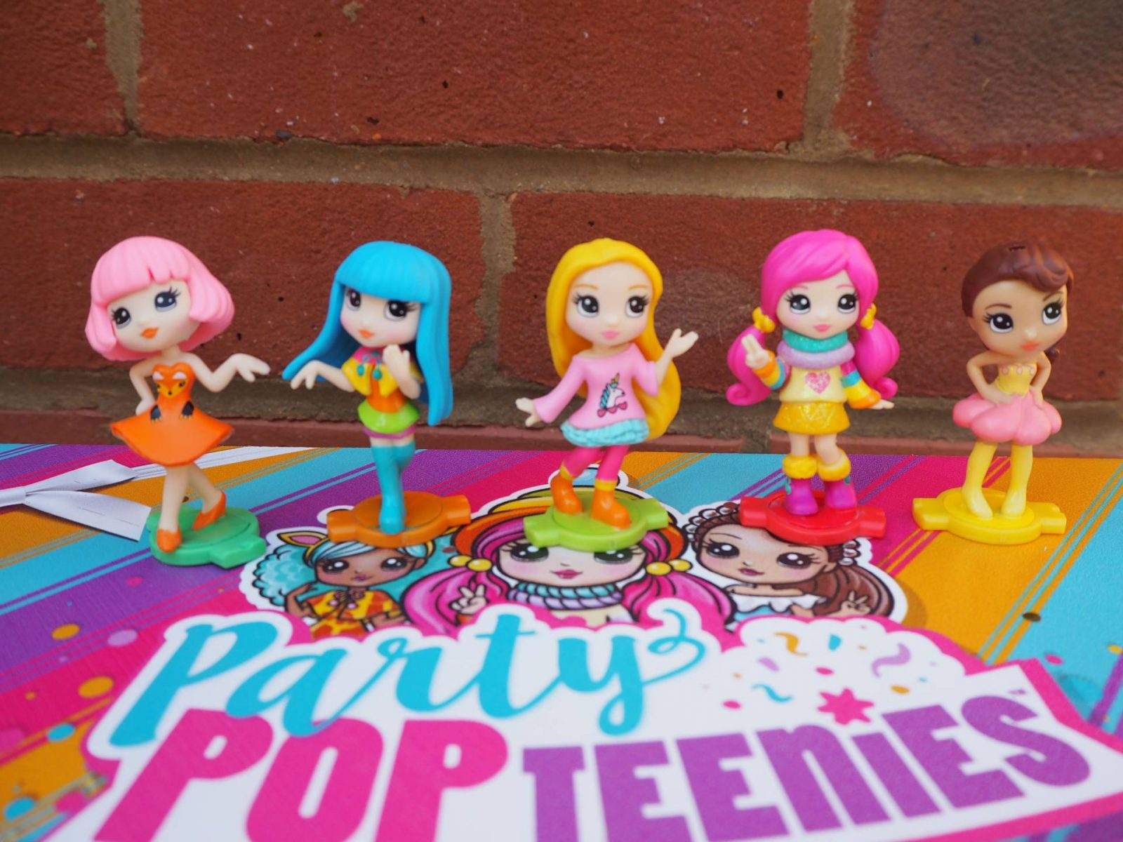 Party Popteenies…When Everyday's A Party!