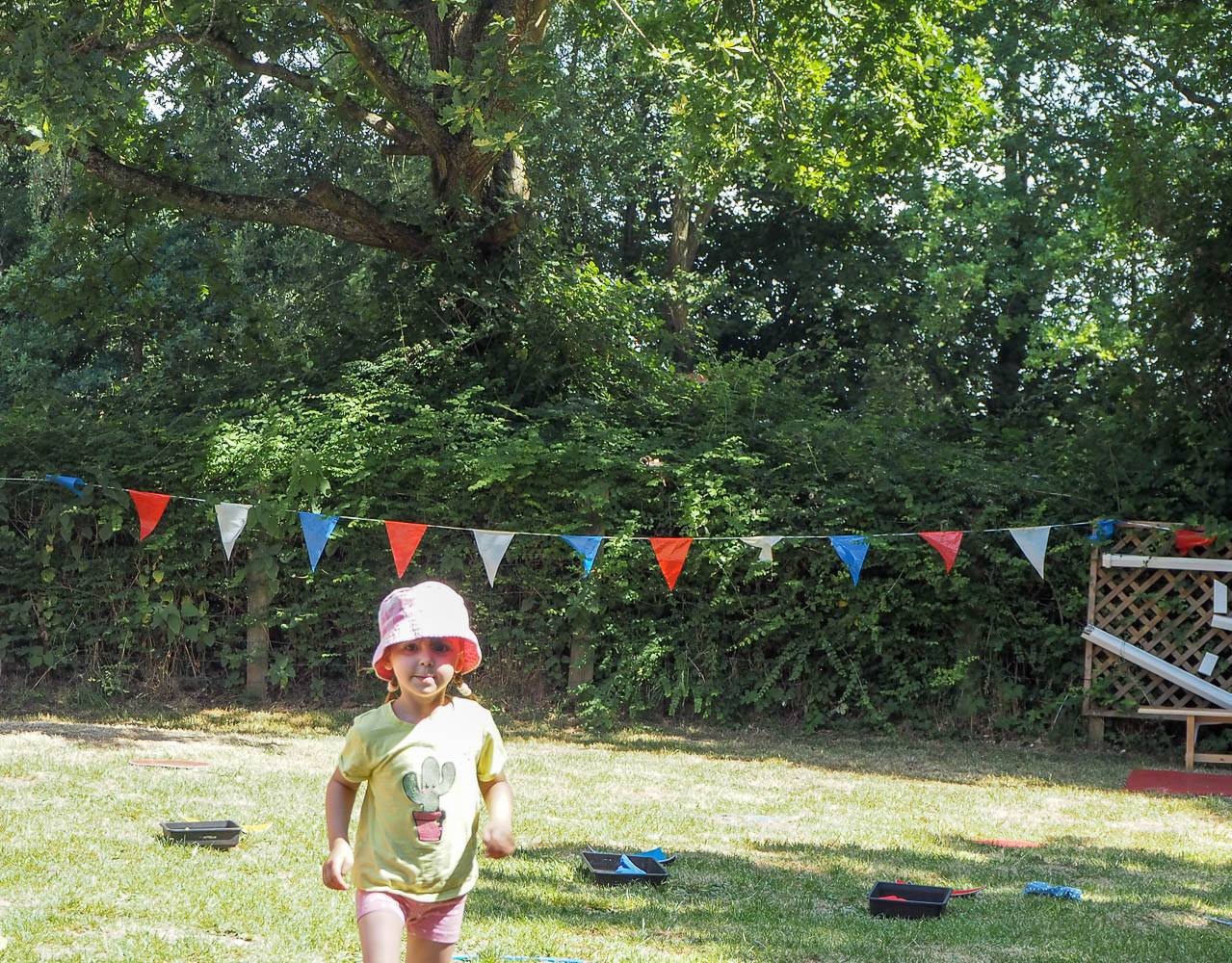 Holly's Sports Day at Preschool…