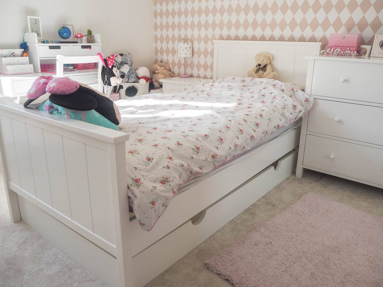 Tips For a Timeless Kids Bedroom…