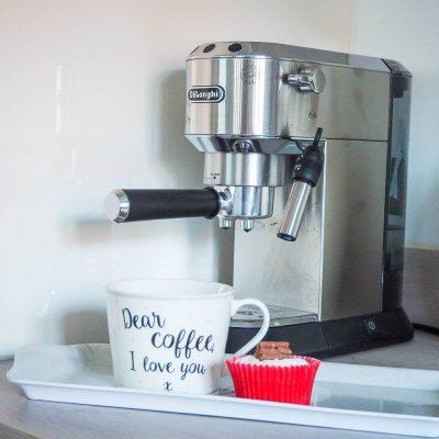 Falling In Love With My De'Longhi Coffee Machine…