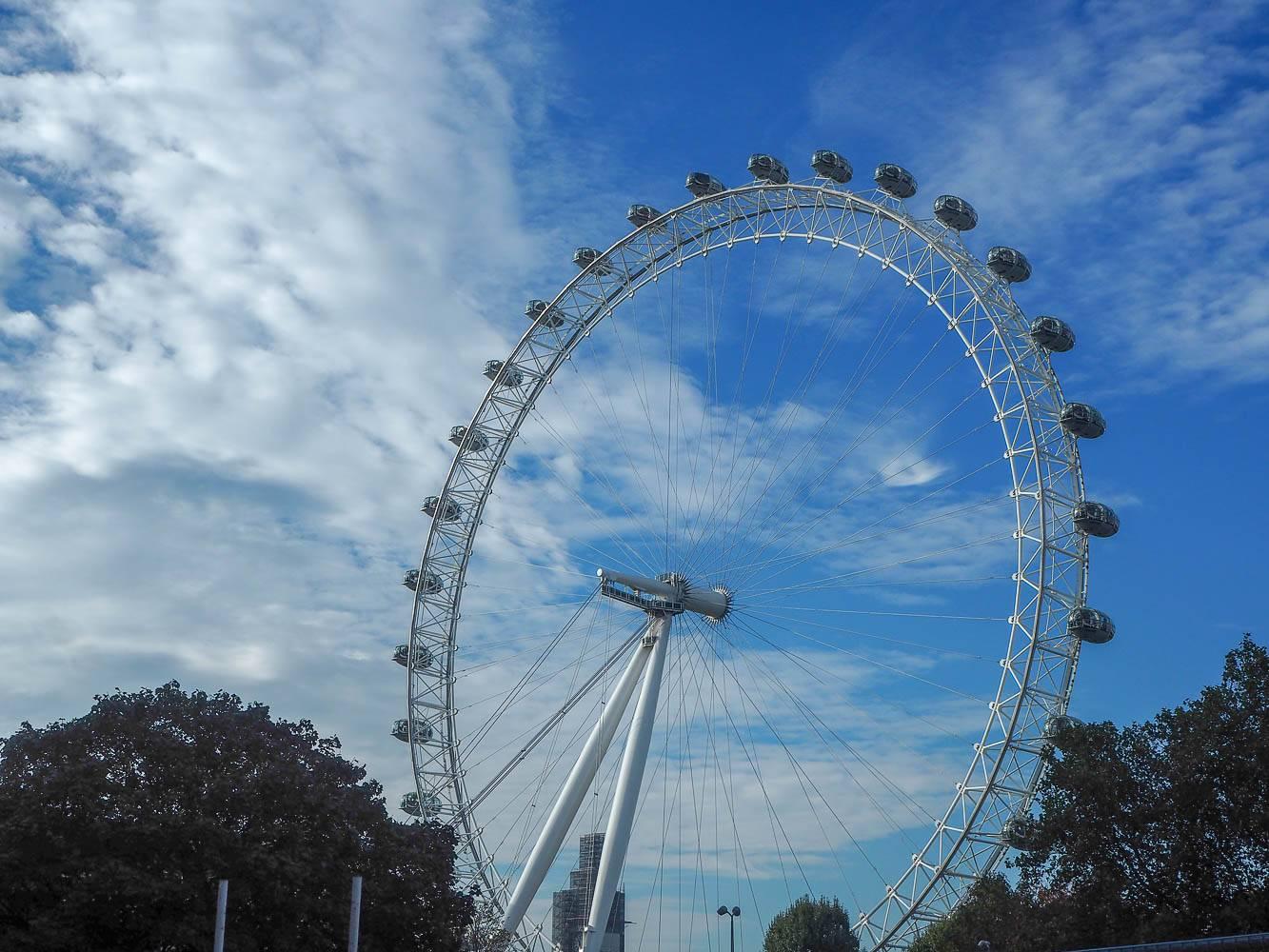 A Trip To…London Eye