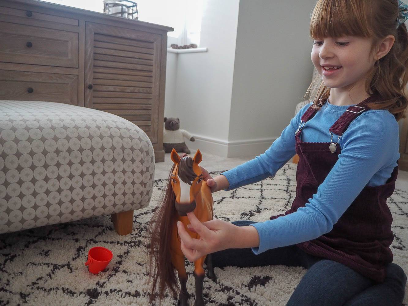 My Girls Love Spirit Riding Free…Spirit and Lucky Deluxe Feeding Set! Plus Win A Smyths Toy Voucher