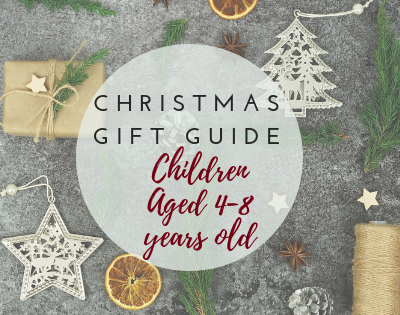 Gift Ideas for Kids Aged 4 – 8 Years Old…