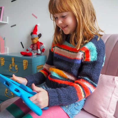 Keeping The Kids Entertained During The Busy Festive Period With SKY Kids App…