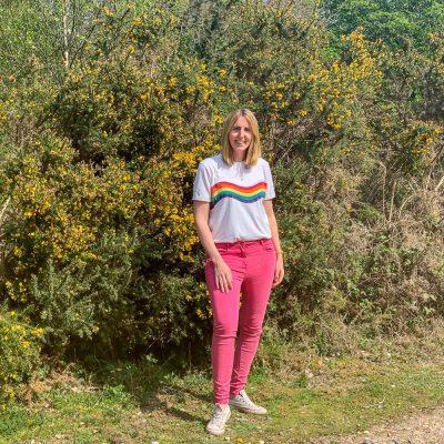 Why I Don't Wear Dresses…Mental Health Awareness Week #BeBodyKind