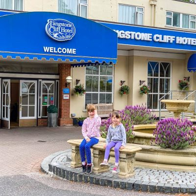 A Half Term Stay At Langstone Cliff Hotel, South Devon…