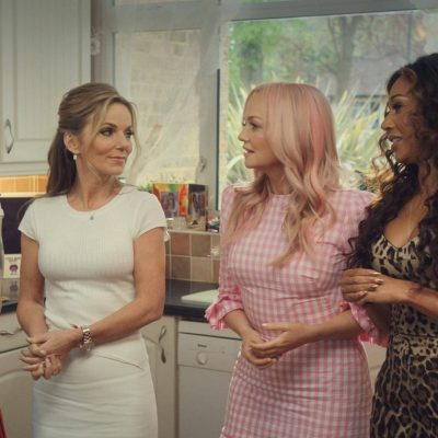 The Spice Girls Are Back…
