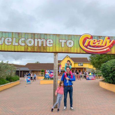 A Trip To Crealy Theme Park, South Devon…