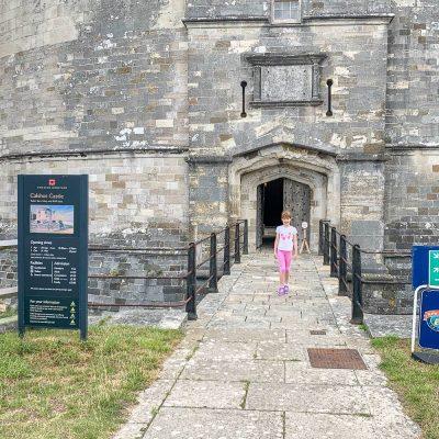 A Trip To Calshot Castle, Hampshire…