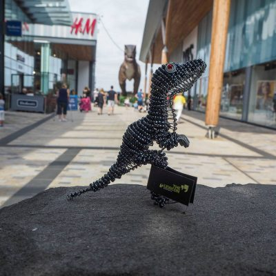 A Dinosaur Day Out At The Lexicon, Bracknell…