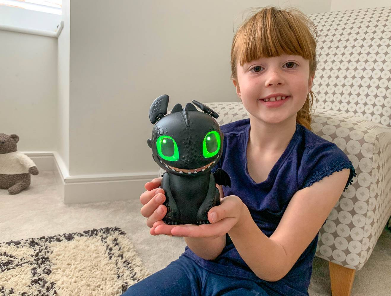 Review Hatching Toothless How To Train Your Dragon The Hidden World Inside Laura S Life