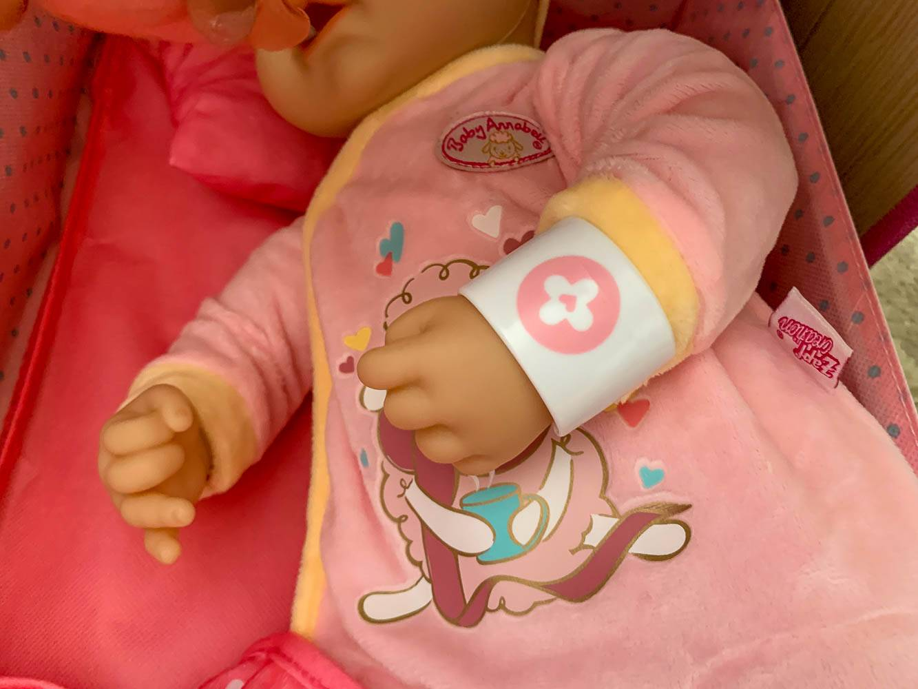 Review: Baby Annabell Hospital & Milly Feels Better Doll ...
